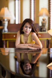 Park Hyatt Hotel, Ho Chi Minh City. Portrait shot on 22 October 2010.
